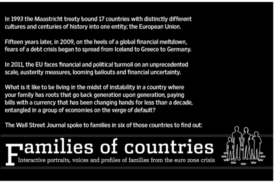 Figure 29. <em>The Eurozone Meltdown</em>:precis (Wall Street Journal)