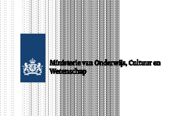 Het ministerie van Onderwijs, Cultuur en Wetenschap (OCW)